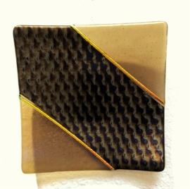 Chocolate Bronze Plate 2