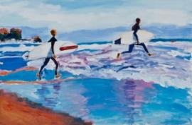 (SOLD) Surfs Up